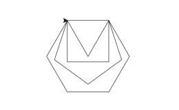 Python 海龟绘图——多边形绘制总结