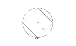 Python 海龟绘图 100 题——第 88 题