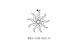 Python 海龟绘图 100 题——第 99 题