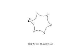 Python 海龟绘图 100 题——第 106 题