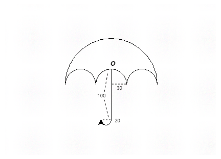 Python 海龟绘图 100 题——第 67 题